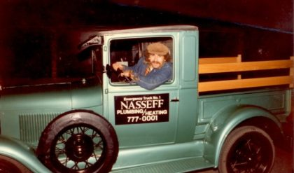 Nasseff Mechanical Contracting - The Earlier Years