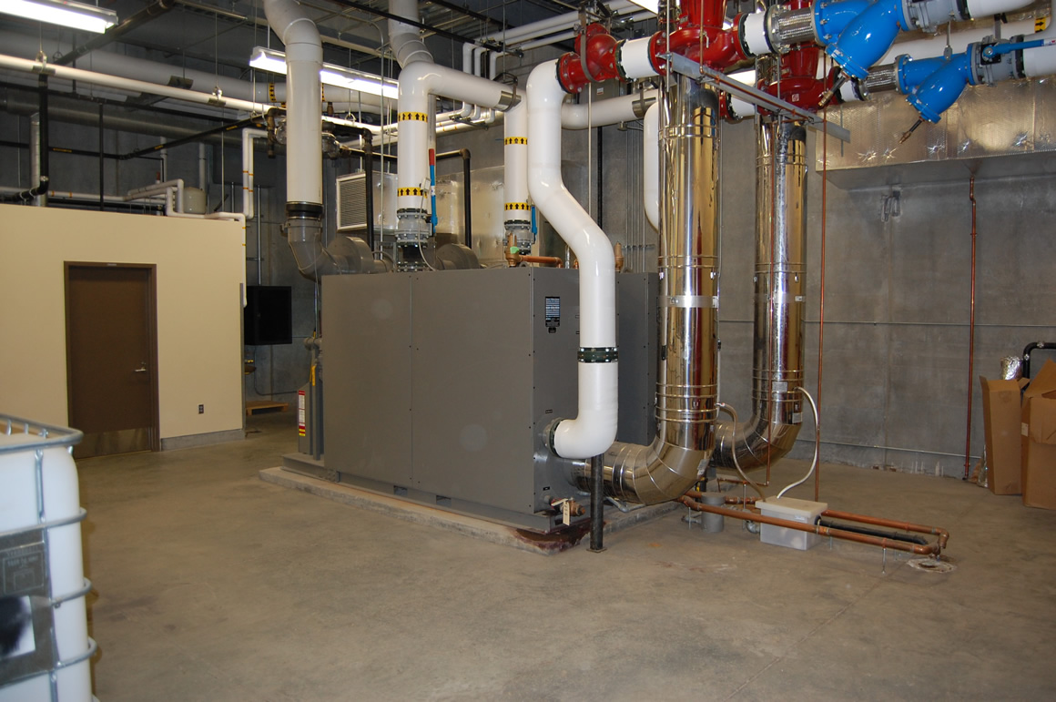 HVAC Boiler Installation