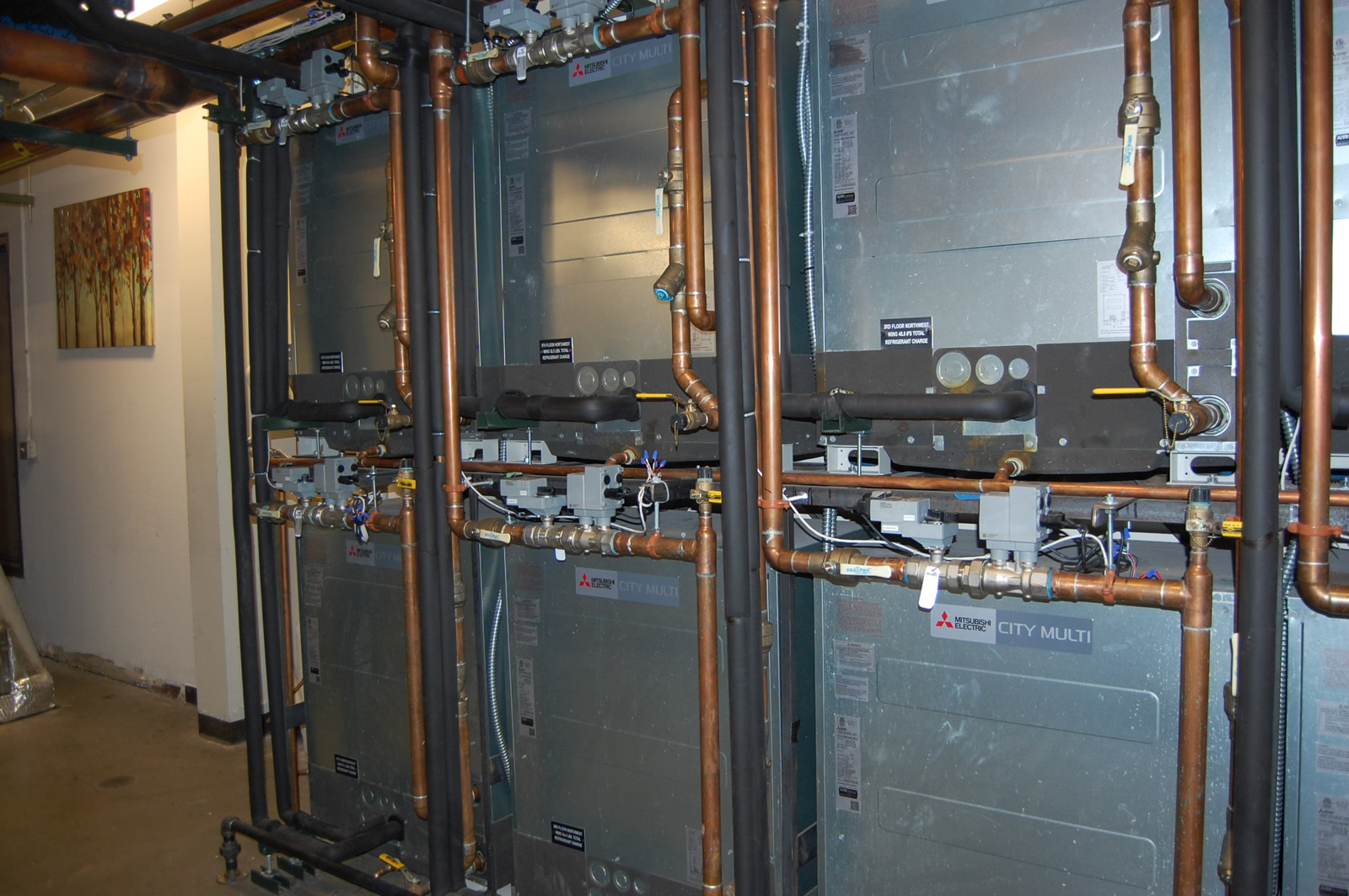 Nasseff Mechanical Contracting - HVAC Project