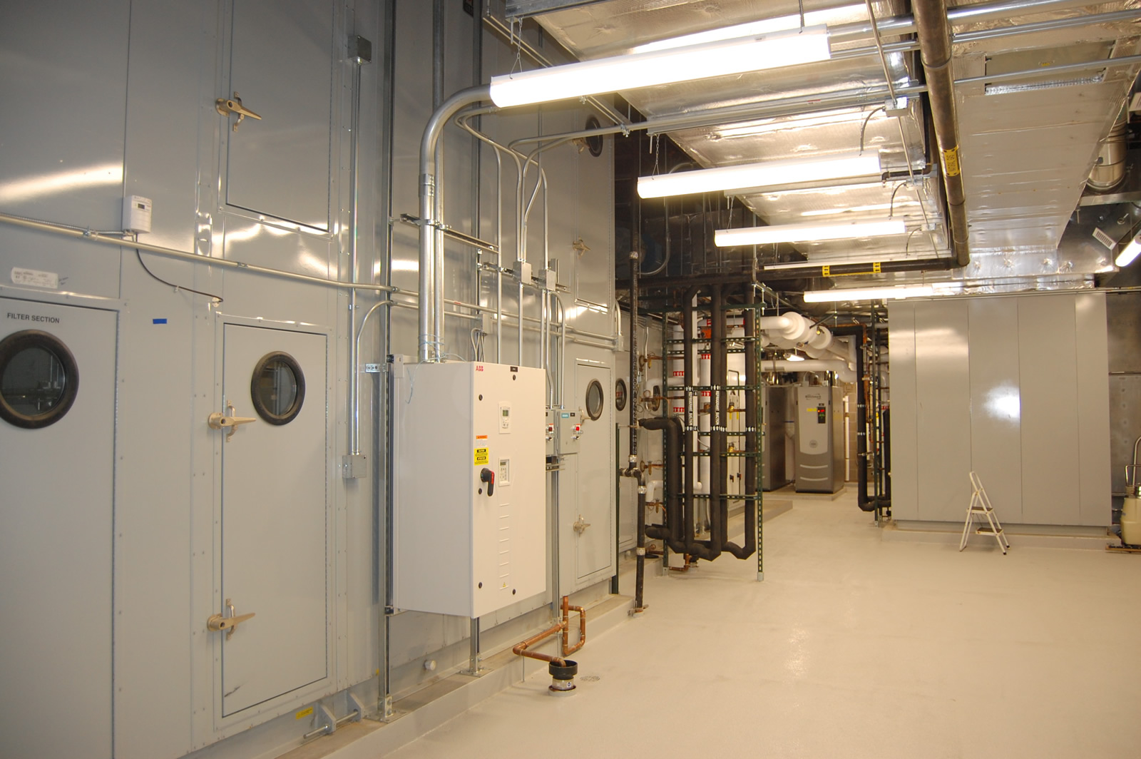 St. Paul Police Training Facility HVAC Project